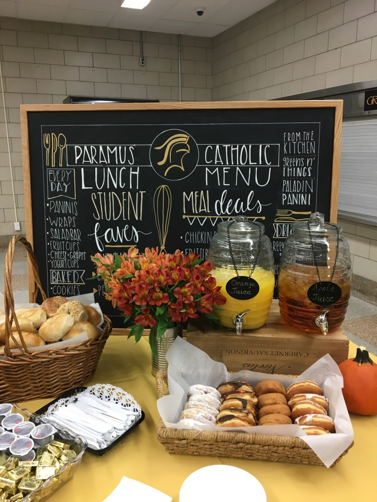 Catering Spread - RPM Dining